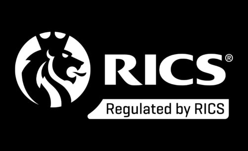 RICS Logo - The Office Providers is regulated by the Royal Institution of Chartered Surveyors (RICS)